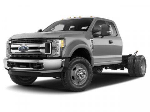 2019 Ford F-450 Super Duty for sale at Hawk Ford of St. Charles in St Charles IL