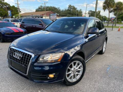 2011 Audi Q5 for sale at CHECK  AUTO INC. in Tampa FL