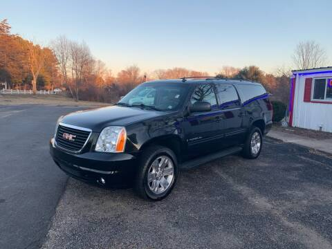 2009 GMC Yukon XL for sale at Lux Car Sales in South Easton MA
