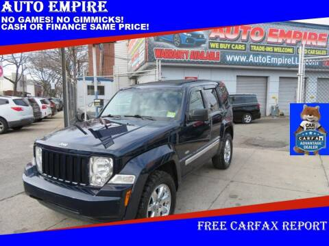 2012 Jeep Liberty for sale at Auto Empire in Brooklyn NY