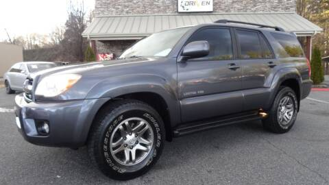 2006 Toyota 4Runner for sale at Driven Pre-Owned in Lenoir NC