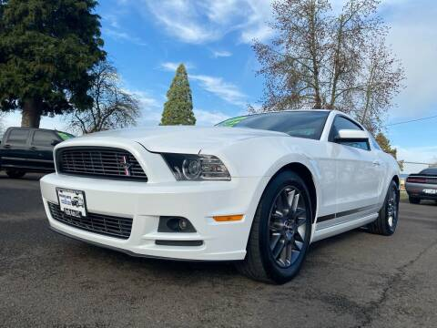 2014 Ford Mustang for sale at Pacific Auto LLC in Woodburn OR