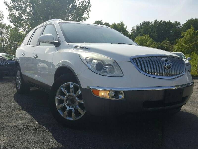 2011 Buick Enclave for sale at GLOVECARS.COM LLC in Johnstown NY