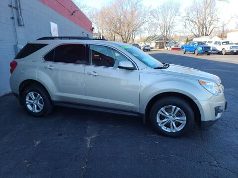 2013 Chevrolet Equinox for sale at Stach Auto in Janesville WI