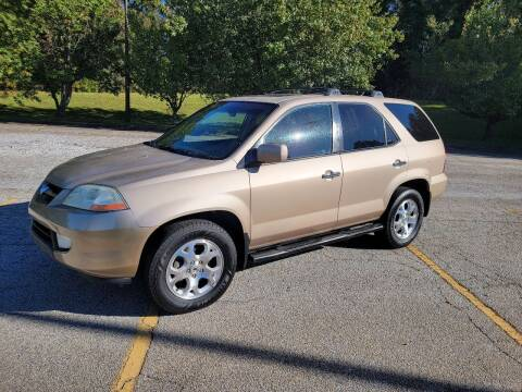 2002 Acura MDX for sale at WIGGLES AUTO SALES INC in Mableton GA