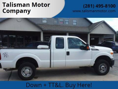 2015 Ford F-250 Super Duty for sale at Don Jacobson Automobiles in Houston TX