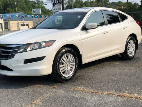 2012 Honda Crosstour for sale at Victory Auto Sales in Randleman NC