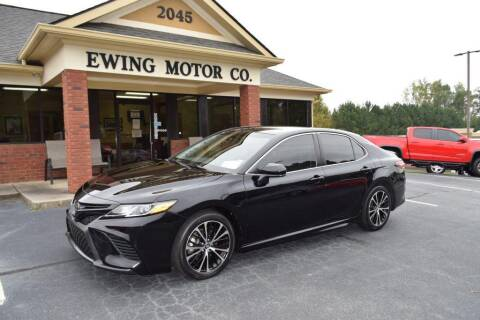2018 Toyota Camry for sale at Ewing Motor Company in Buford GA