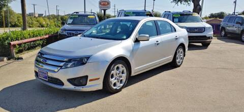 2011 Ford Fusion for sale at CityWide Motors in Garland TX