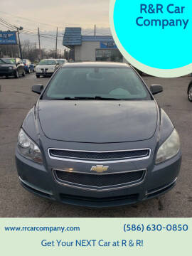 2008 Chevrolet Malibu for sale at R&R Car Company in Mount Clemens MI