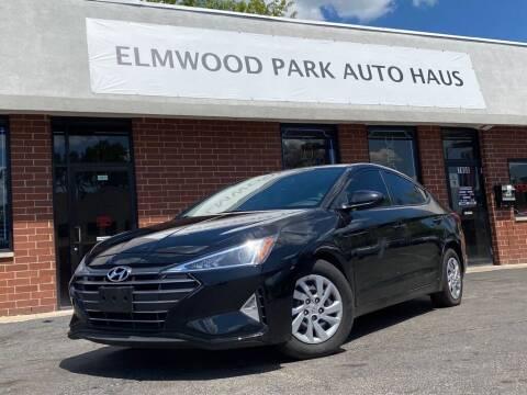 2019 Hyundai Elantra for sale at Elmwood Park Auto Haus in Elmwood Park IL
