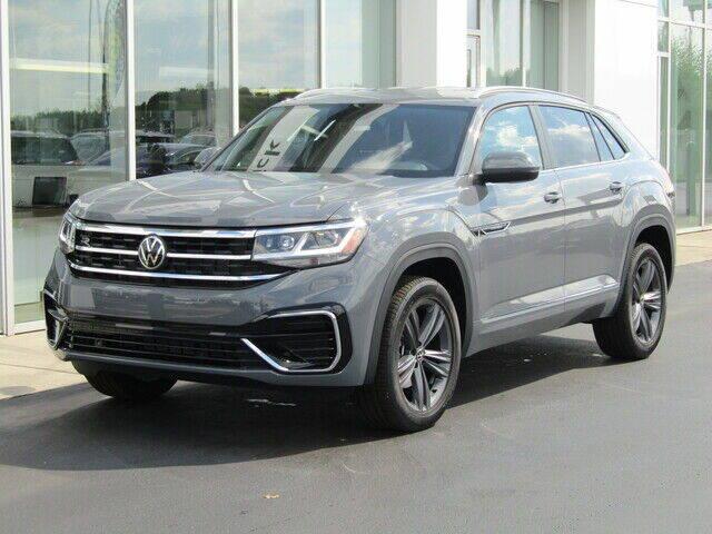 2021 Volkswagen Atlas Cross Sport for sale in Brunswick, OH