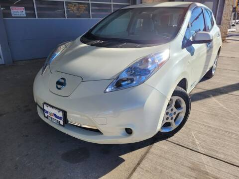 2011 Nissan LEAF for sale at Car Planet Inc. in Milwaukee WI