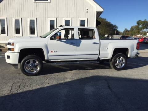 2016 Chevrolet Silverado 2500HD for sale at Beckham's Used Cars in Milledgeville GA