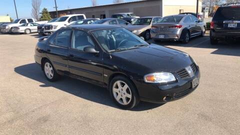 2006 Nissan Sentra for sale at WEINLE MOTORSPORTS in Cleves OH