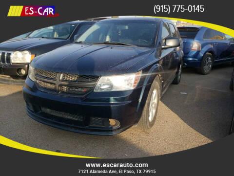 2013 Dodge Journey for sale at Escar Auto in El Paso TX