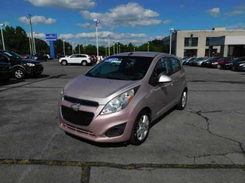 2013 Chevrolet Spark for sale at Paniagua Auto Mall in Dalton GA