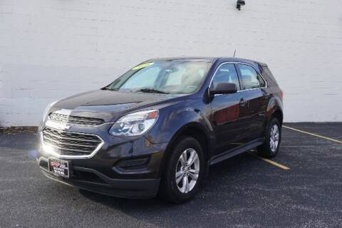 2016 Chevrolet Equinox for sale at O T AUTO SALES in Chicago Heights IL
