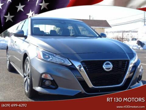 2020 Nissan Altima for sale at RT 130 Motors in Burlington NJ