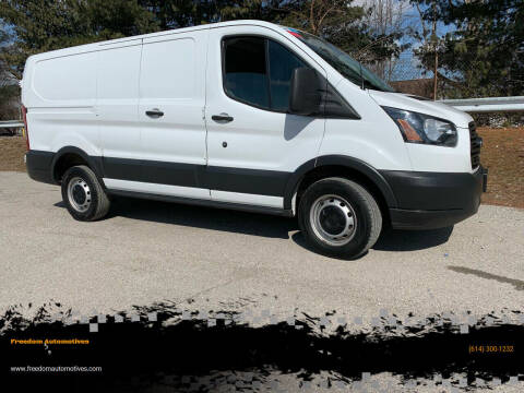 2015 Ford Transit Cargo for sale at Freedom Automotives in Grove City OH