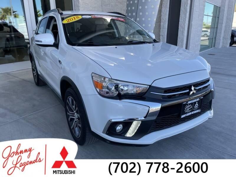 2018 Mitsubishi Outlander Sport 2.4 SEL
