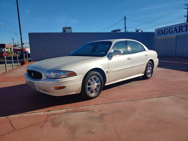 2003 Buick LeSabre for sale at Faggart Automotive Center in Porterville CA