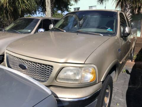 2000 Ford F-150 for sale at ROCKLEDGE in Rockledge FL