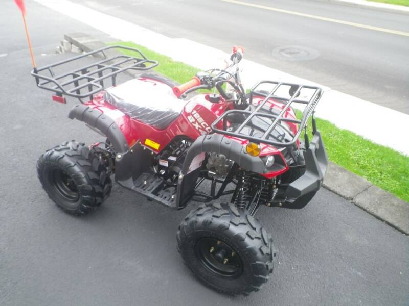 2021 RIDER 125CC ATV 8 for sale at VICTORY AUTO in Lewistown PA