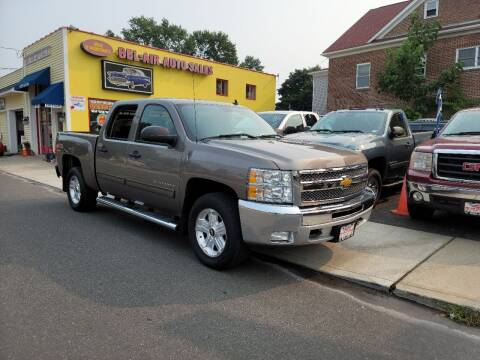 2012 Chevrolet Silverado 1500 for sale at Bel Air Auto Sales in Milford CT
