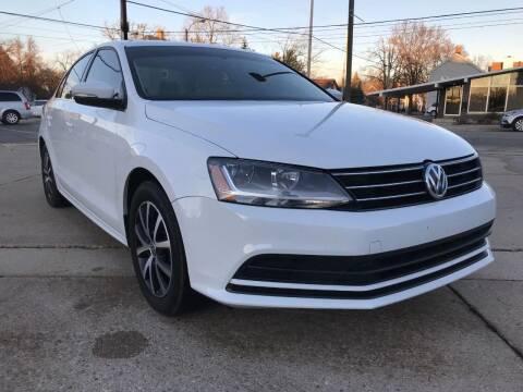 2017 Volkswagen Jetta for sale at Auto Gallery LLC in Burlington WI