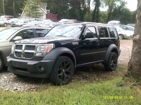 2007 Dodge Nitro for sale at WEINLE MOTORSPORTS in Cleves OH