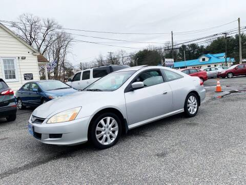 2006 Honda Accord for sale at New Wave Auto of Vineland in Vineland NJ