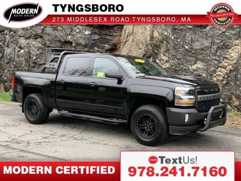 2016 Chevrolet Silverado 1500 for sale at Modern Auto Sales in Tyngsboro MA