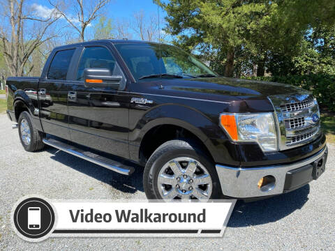 2013 Ford F-150 for sale at Byron Thomas Auto Sales, Inc. in Scotland Neck NC
