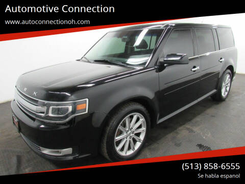 2016 Ford Flex for sale at Automotive Connection in Fairfield OH