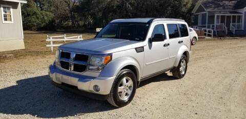 2008 Dodge Nitro for sale at STX Auto Group in San Antonio TX