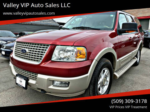 2005 Ford Expedition for sale at Valley VIP Auto Sales LLC in Spokane Valley WA