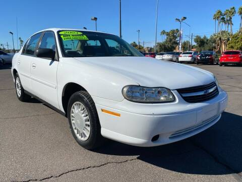 2003 Chevrolet Malibu for sale at Ideal Cars in Mesa AZ