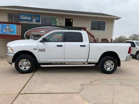 2014 RAM Ram Pickup 2500 for sale at Badlands Brokers in Rapid City SD