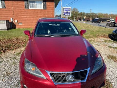 2011 Lexus IS 250 for sale at Z Motors in Chattanooga TN
