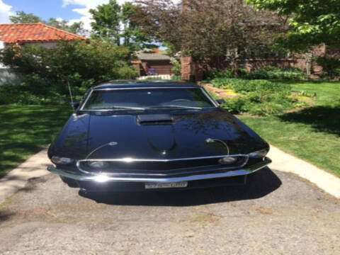 1969 Ford Mustang for sale at Hines Auto Sales in Marlette MI