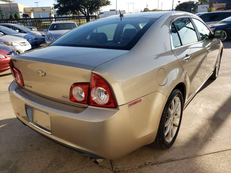 2008 Chevrolet Malibu LTZ 4dr Sedan - Dallas TX