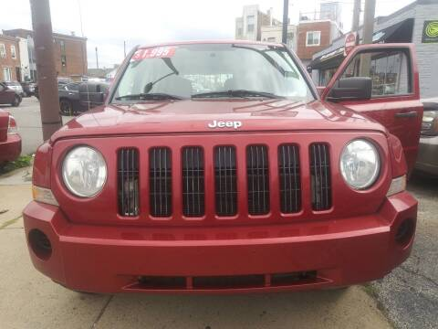 2008 Jeep Patriot for sale at K J AUTO SALES in Philadelphia PA