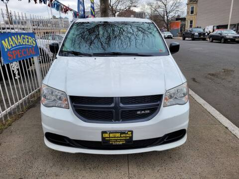 2014 RAM C/V for sale at KING MOTORS AUTO SALES, INC in Newark NJ