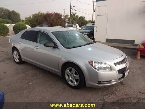 2009 Chevrolet Malibu for sale at About New Auto Sales in Lincoln CA