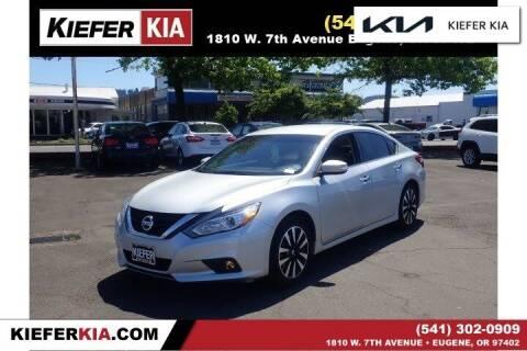 2018 Nissan Altima for sale at Kiefer Kia in Eugene OR