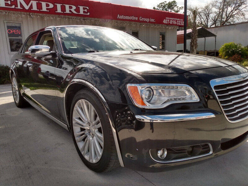 2013 Chrysler 300 for sale at Empire Automotive Group Inc. in Orlando FL