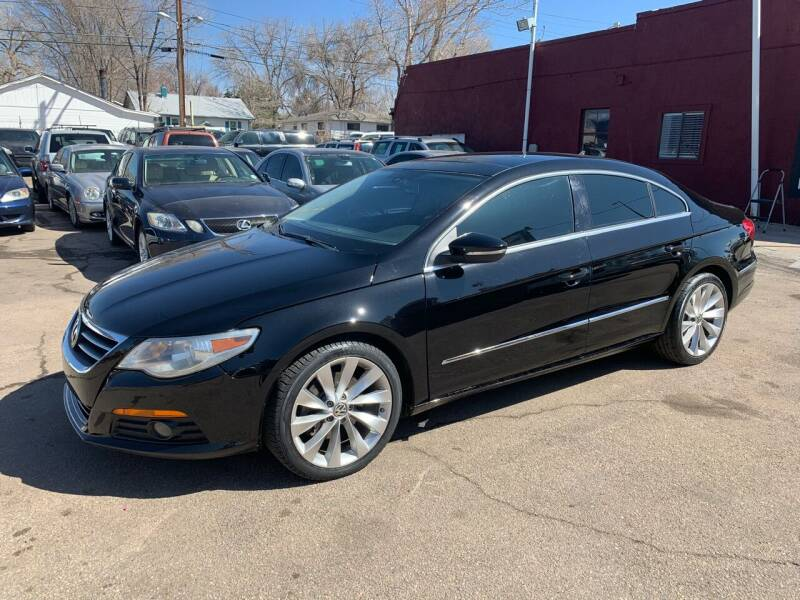 2011 Volkswagen CC for sale at B Quality Auto Check in Englewood CO