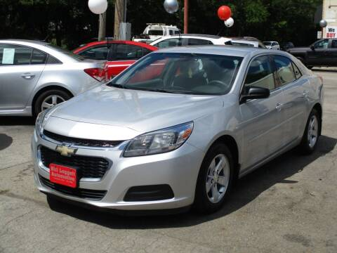 2014 Chevrolet Malibu for sale at Bill Leggett Automotive, Inc. in Columbus OH