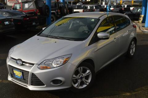 2014 Ford Focus for sale at Earnest Auto Sales in Roseburg OR